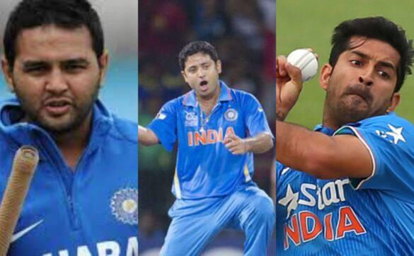 5 खिलाड़ी जो शायद भारत के लिए दोबारा नहीं खेल पाएंगे कोई मैच 24