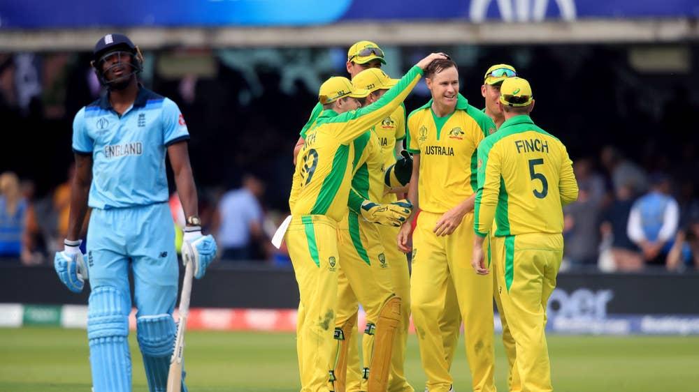 CWC 2019: ऑस्ट्रेलिया और इंग्लैंड सेमीफाइनल मैच हुआ रद्द, तो यह टीम खेलेगी फाइनल मुकाबला 3