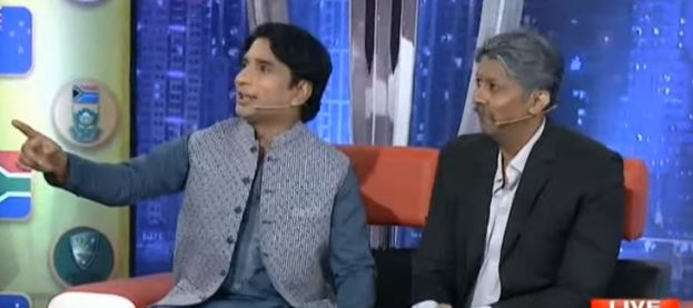 पाकिस्तानी मीडिया