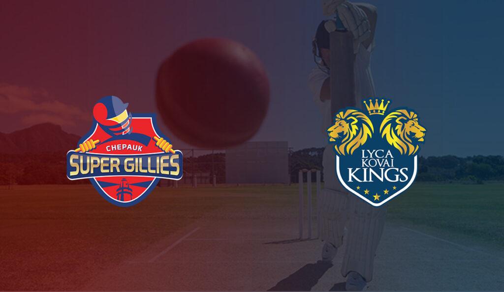 TNPL19- चेपॉक सुपर गिलीज की एक और धमाकेदार जीत, लाइका कोवाई किंग्स को 9 विकेट से हराया 2