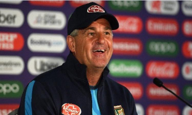 PAKvsBAN: पाकिस्तान टॉस हारते ही हो जाएगा विश्व कप से बाहर, इस स्थिति पर बांग्लादेश के कोच ने दिया ये बयान 5