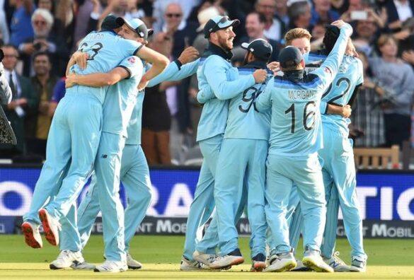 CWC19 FINAL-सुपर ओवर से इंग्लैंड को विश्व कप जीताने पर आईसीसी पर भड़के दिग्गज खिलाड़ी 28