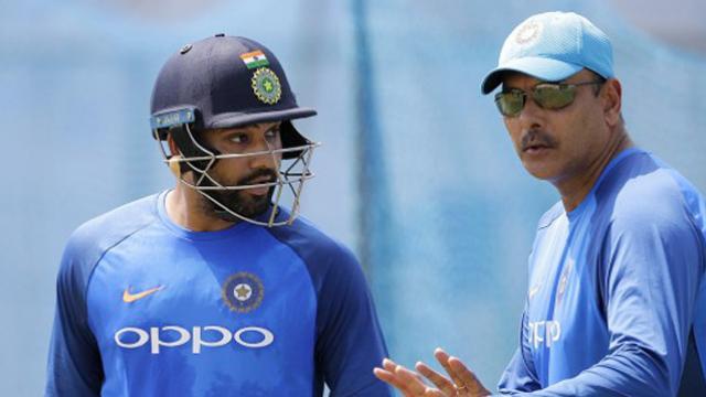 CWC19- कोच रवि शास्त्री ने रोहित शर्मा की इस पारी को बताया उनके करियर की सर्वश्रेष्ठ पारी 1