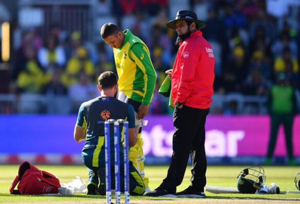 CWC 2019: उस्मान ख्वाजा और मार्कस स्टोइनिस चोटिल, ऑस्ट्रेलिया टीम से जुड़े ये दो खिलाड़ी 33
