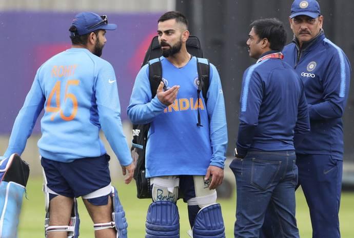 श्रीसंत ने कहा विश्व कप 2020 में रोहित और विराट को नहीं बल्कि इस खिलाड़ी को बना देना चाहिए कप्तान 12