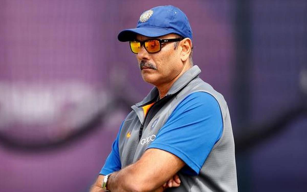 रवि शास्त्री एक बार फिर से बने भारतीय क्रिकेट टीम के हेड कोच 1
