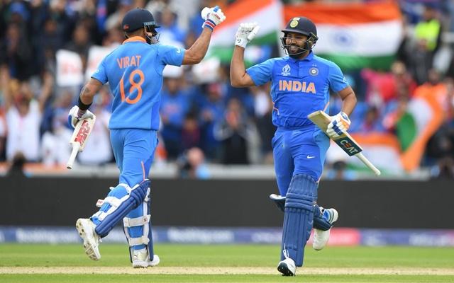 आईसीसी वनडे रैंकिंग: बल्लेबाजी की नई रैंकिंग घोषित, जानें कहां हैं विराट और रोहित 7