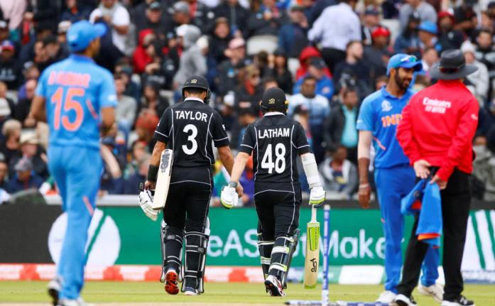 IND vs NZ, 1st Semi-Final : न्यूजीलैंड ने भारत को 18 रन से हरा फाइनल में बनाई अपनी जगह, देखें मैच का पूरा स्कोरकार्ड 1