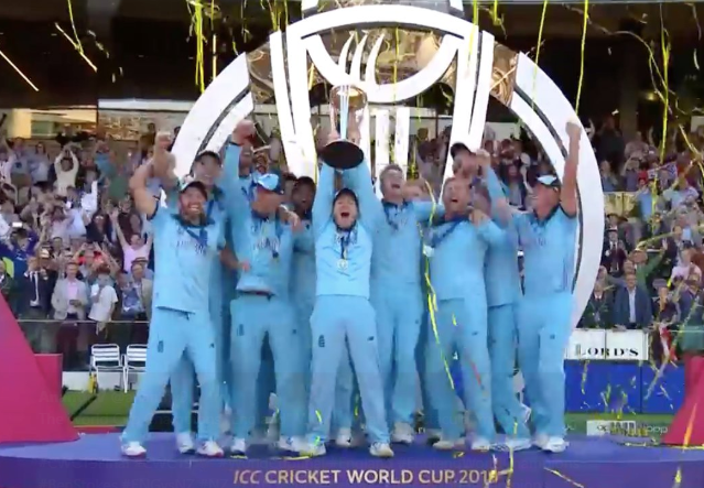 CWC 2019: इंग्लैंड की जीत के जश्न में शामिल नहीं हुए मोईन अली और आदिल राशिद, ये रही वजह 1