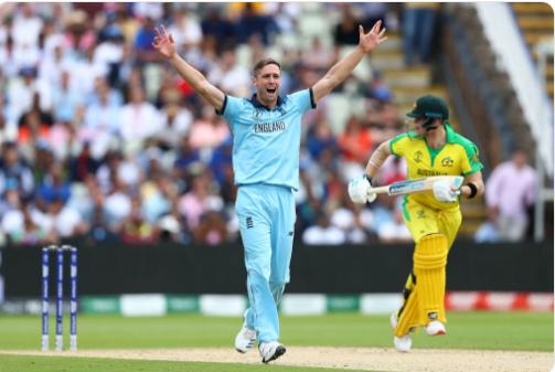 AUS vs ENG, 2nd Semi-Final : 'मैन ऑफ़ द मैच' क्रिस वोक्स ने बताई वो योजना, जिसके चलते ऑस्ट्रेलिया से जीतने में कामयाब रहा इंग्लैंड 1