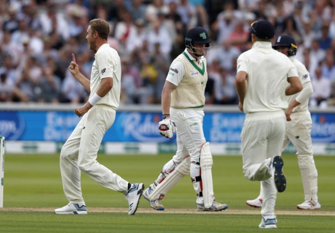 ENG vs IRE: इंग्लैंड ने आयरलैंड को 143 रनों से हराया मैच को अपने नाम किया 1