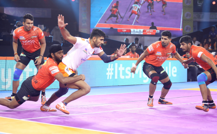 प्रो कबड्डी लीग 2019: अनूप कुमार की पुणेरी पलटन को फिर मिली हार, पहली जीत का इंतजार हुआ लंबा 5