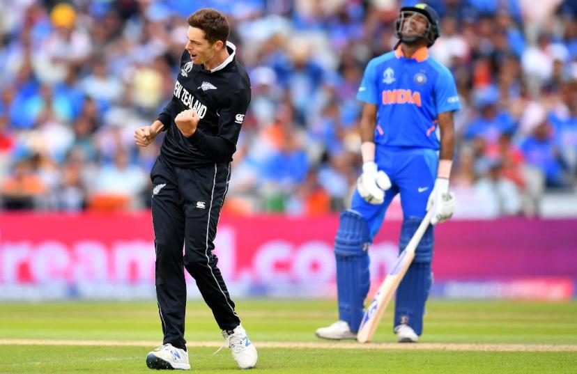 CWC 2019, INDvsNZ: भारत को हराकर फाइनल में न्यूजीलैंड, फिर भी ट्विटर पर छाया यह भारतीय 1