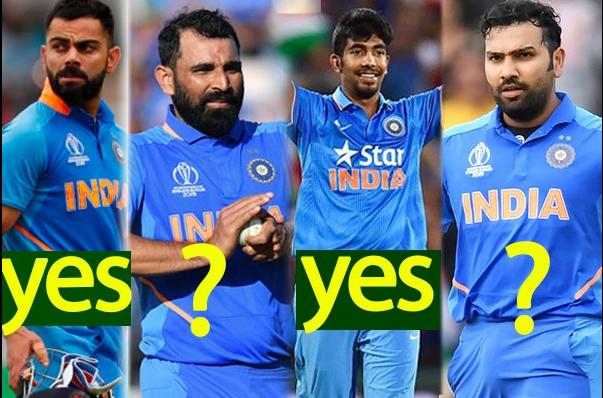 विश्व कप 2019 के यह 10 भारतीय खिलाड़ी जो 2023 विश्व कप में भी आ सकते हैं नजर 1