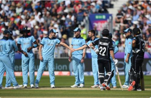 ENGvsNZ : इंग्लैंड ने न्यूजीलैंड को 119 रन से हराकर सेमीफाइनल में बनाई जगह, देखें मैच का पूरा स्कोरकार्ड 10