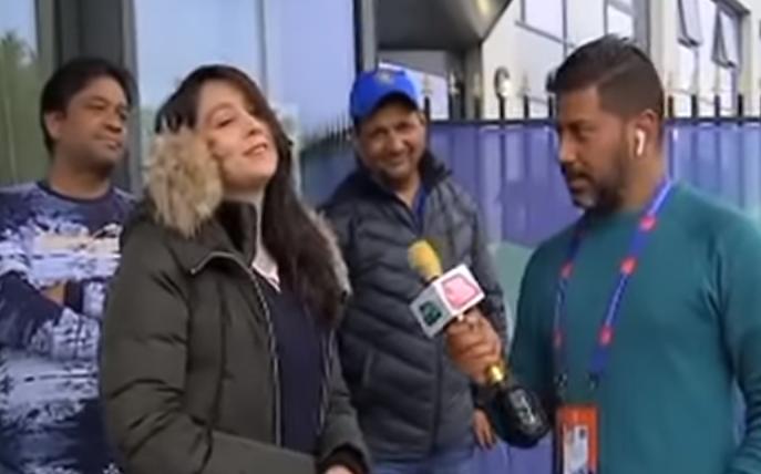 WATCH : इस भारतीय खिलाड़ी को पाकिस्तान टीम में देखना चाहती है एशिया कप की मिस्ट्री गर्ल 2