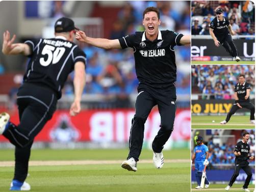 IND vs NZ, 1st Semi-Final : न्यूजीलैंड ने भारत को 18 रन से हरा फाइनल में बनाई अपनी जगह, देखें मैच का पूरा स्कोरकार्ड 2