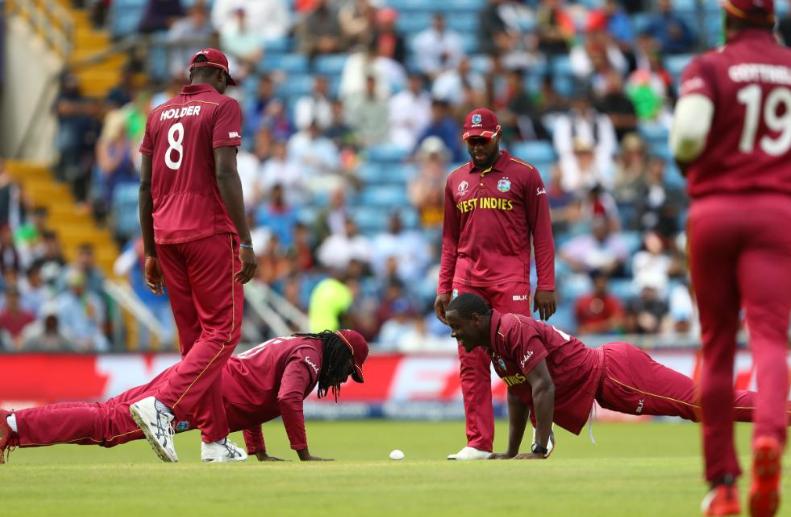CWC 2019, AFGvsWI: वेस्टइंडीज की जीत के बावजूद सोशल मीडिया पर छाया युवा अफगानी बल्लेबाज 1