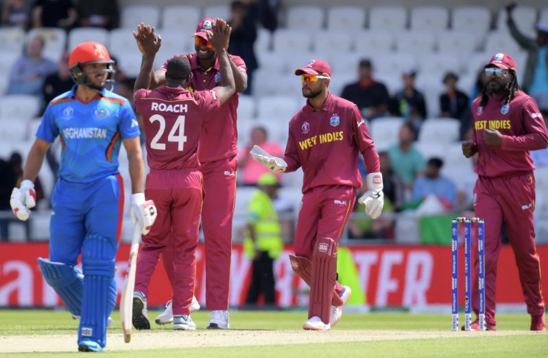 CWC 2019, AFGvsWI: वेस्टइंडीज की जीत के बावजूद सोशल मीडिया पर छाया युवा अफगानी बल्लेबाज