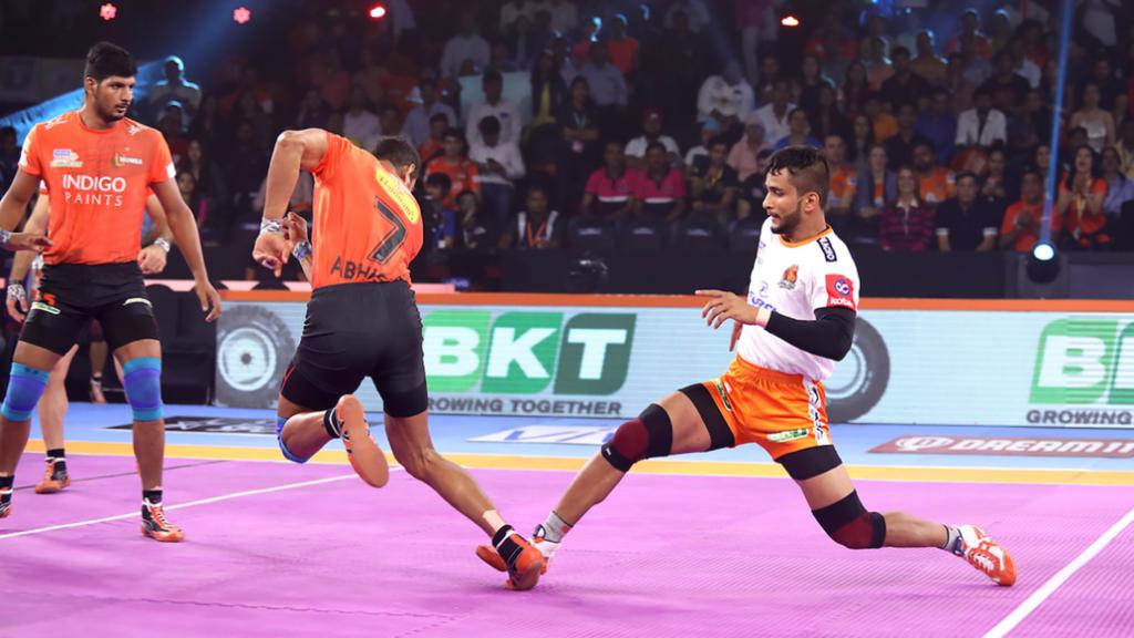 प्रो कबड्डी लीग 2019: अनूप कुमार की पुणेरी पलटन को फिर मिली हार, पहली जीत का इंतजार हुआ लंबा 3