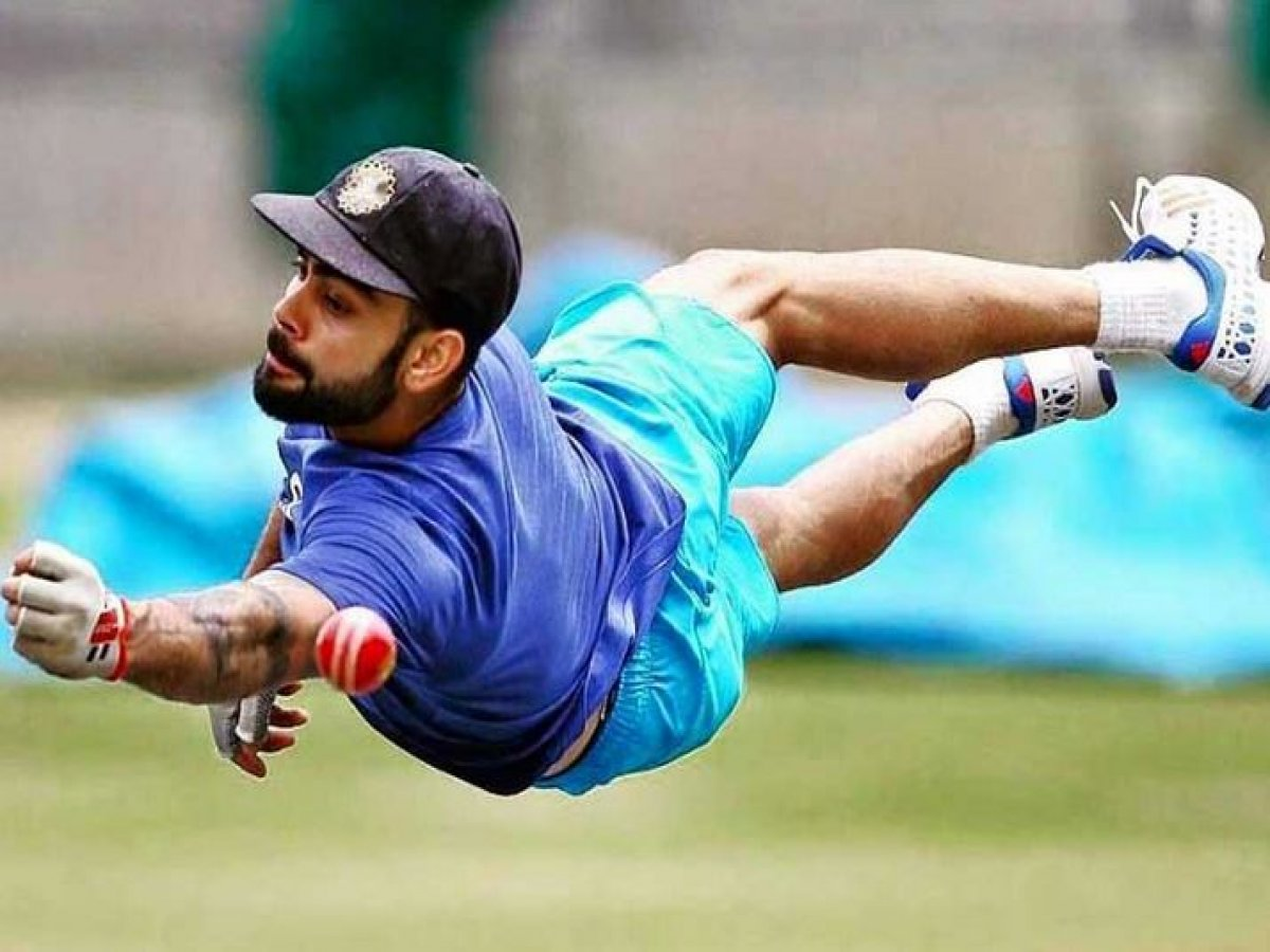 क्रिकेट इतिहास के आल टाइम 10 सबसे फिट क्रिकेटर,  लिस्ट में 4 भारतीय शामिल 1