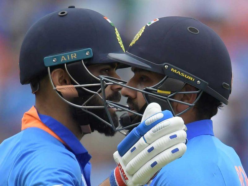 वेस्टइंडीज के खिलाफ एक दूसरे से ही भिड़ेंगे रोहित शर्मा और विराट कोहली होगी सर्वश्रेष्ठ की जंग 1