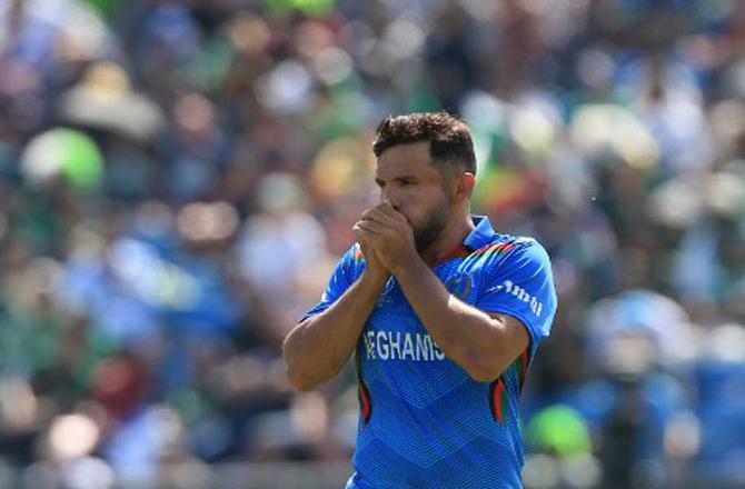 विश्व कप में हार के बाद अफगानिस्तान क्रिकेट बोर्ड ने गुलबदीन नैब से छीनी कप्तानी, राशिद खान नये कप्तान 8