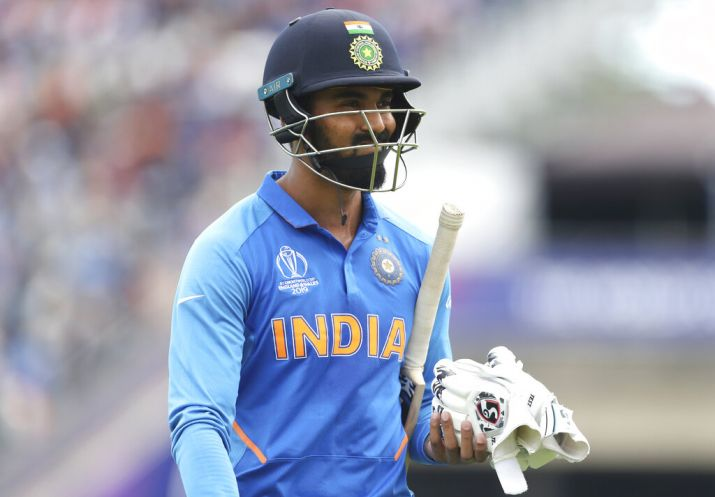 World Cup 2019: सेमीफाइनल में मिली हार के बाद सोशल मीडिया पर केएल राहुल ने लिखा 'Heartbreaking' 6
