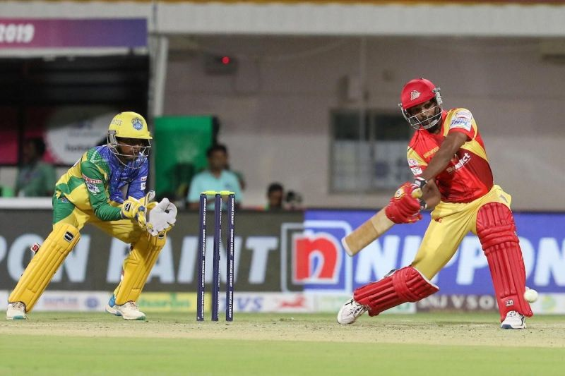 TNPL19- अभिनव मुकुंद ने मात्र 44 गेंदों में 70 रनों की पारी खेल अपनी टीम को दिलाया जीत 3