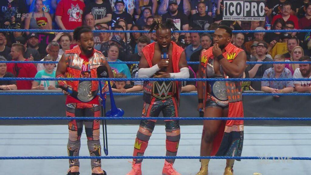 WWE स्मैकडाउन रिजल्ट: 17 जुलाई 2019 6