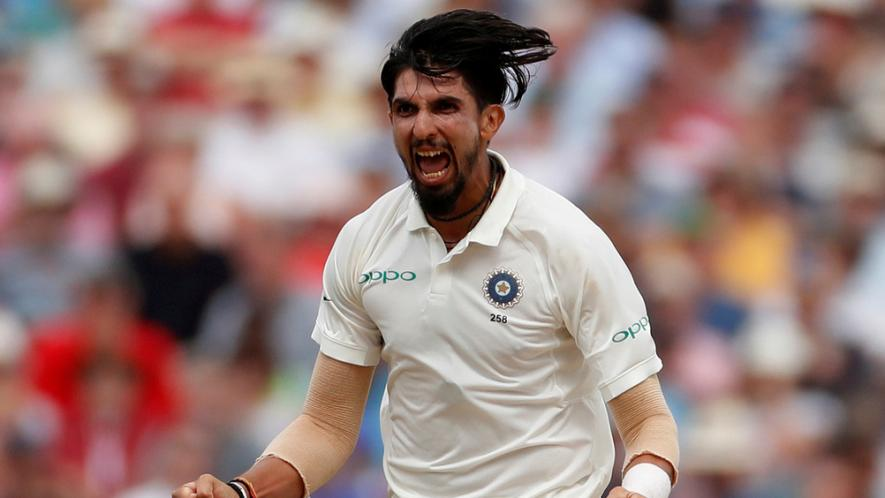ईशांत शर्मा ने इस युवा खिलाड़ी को दिया पहले मैच में शानदार प्रदर्शन का श्रेय