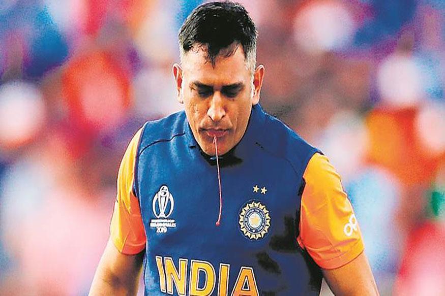 CWC19- श्रीलंका के खिलाफ मैच से पहले महेंद्र सिंह धोनी के चोटिल अंगूठे पर टीम मैनेजमेंट ने जारी किया बयान 1