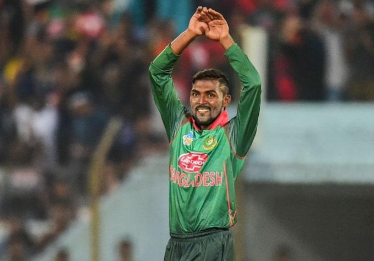 बांग्लादेश के इस युवा गेंदबाज ने शिखर धवन को दिया अपनी गेंदबाजी का श्रेय, जमकर बांधे तारीफों के पुल 3