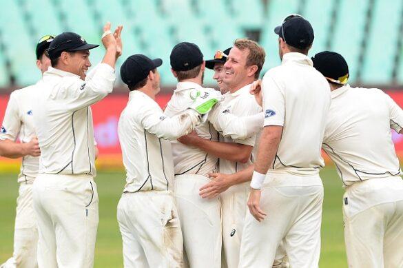 श्रीलंका के खिलाफ टेस्ट सीरीज के लिए न्यूजीलैंड टीम का ऐलान, 4 स्पिनरों को दी टीम में जगह 10