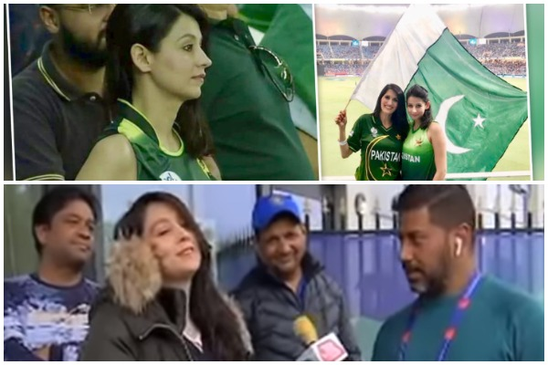 WATCH : इस भारतीय खिलाड़ी को पाकिस्तान टीम में देखना चाहती है एशिया कप की मिस्ट्री गर्ल