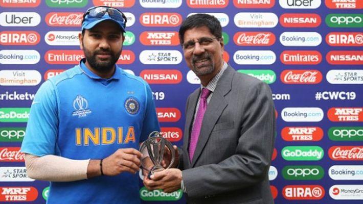 INDvsSL : 'मैन ऑफ़ द मैच' रोहित शर्मा ने बड़ा दिल दिखाते हुए खुद को नहीं बल्कि इस खिलाड़ी को बता डाला 'चैंपियन' 1