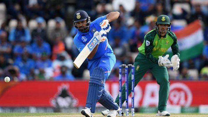 CWC19- कोच रवि शास्त्री ने रोहित शर्मा की इस पारी को बताया उनके करियर की सर्वश्रेष्ठ पारी 3