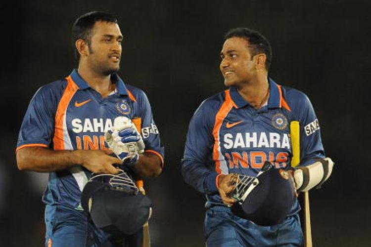 वीरेंद्र सहवाग ने कहा धोनी नहीं बल्कि मुझे इस शख्स की वजह से लेना पड़ा अंतरराष्ट्रीय क्रिकेट से संन्यास 1