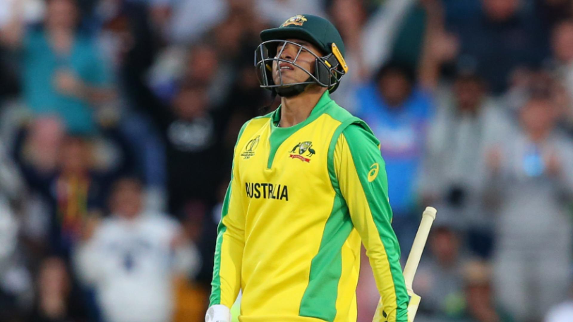 WORLD CUP 2019: ऑस्ट्रेलिया को लगा बड़ा झटका उस्मान ख्वाजा को टूर्नामेंट से बाहर 15