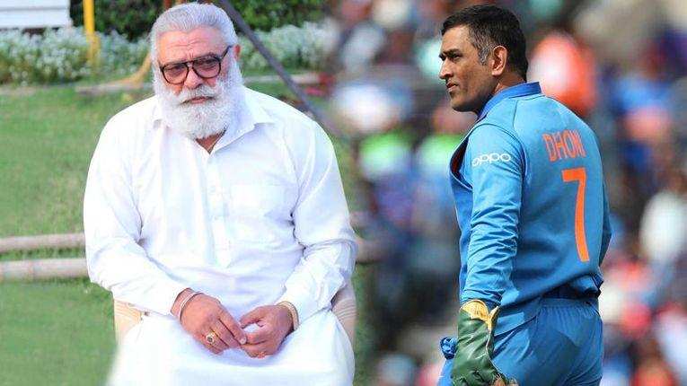 4 भारतीय खिलाड़ी, जो नहीं चाहते भारत के लिए खेले महेंद्र सिंह धोनी 1