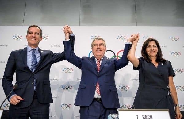 2028 लॉस एंजेलस ओलंपिक में क्रिकेट होगा शामिल, आईसीसी ने बनाया ये प्लान! 9