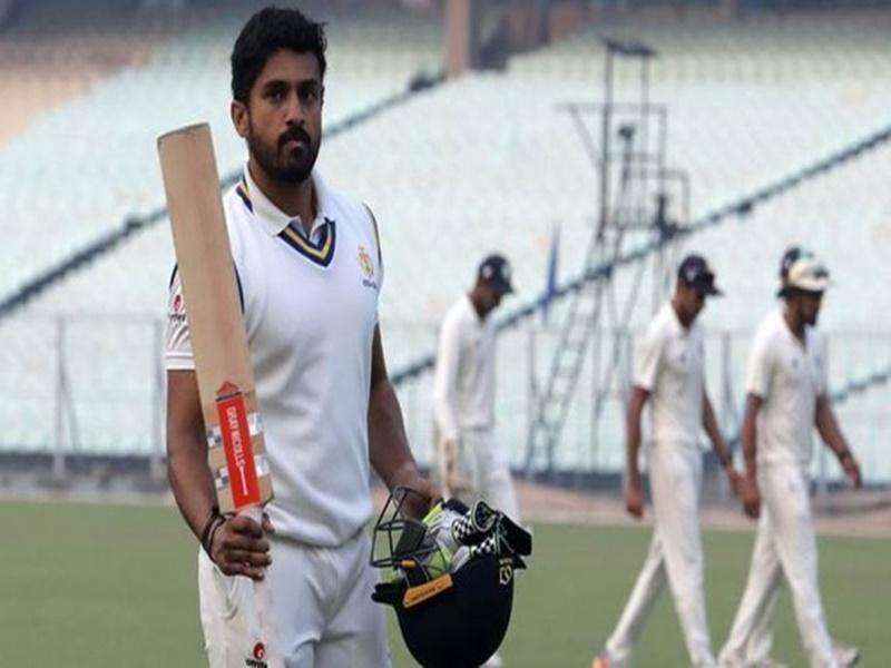 इंडिया रेड और इंडिया ब्लू के बीच मैच हुआ ड्रा घोषित, करुण नायर ने दूसरी पारी में बनाए 166 रन