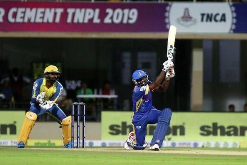 TNPL19- डिंगीगुल ड्रेगंस ने दूसरे क्वालिफायर मैच में मदुरई पैंथर्स को हराकर किया फाइनल में प्रवेश, चेपॉक सुपर गिलिज से होगी खिताबी जंग 3