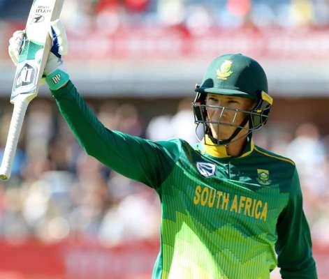 विश्व कप में बेहतरीन प्रदर्शन के लिए रस्सी वैन डेर डूसन को साउथ अफ्रीका ने दिया करियर का सबसे बड़ा तोहफा 8