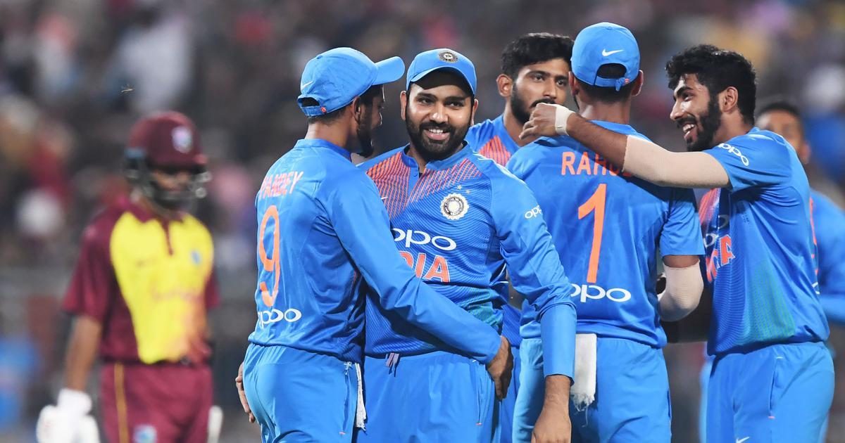 WATCH : वेस्टइंडीज के खिलाफ टी20 मैच से पहले भारतीय टीम अभ्यास में बहा रही जमकर पसीना 2
