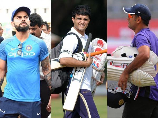 विराट कोहली ने वेस्टइंडीज के खिलाफ जीत के साथ ही महेन्द्र सिंह धोनी की बराबरी तो सौरव गांगुली को छोड़ा पीछे 1