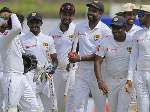 श्रीलंका टेस्ट टीम