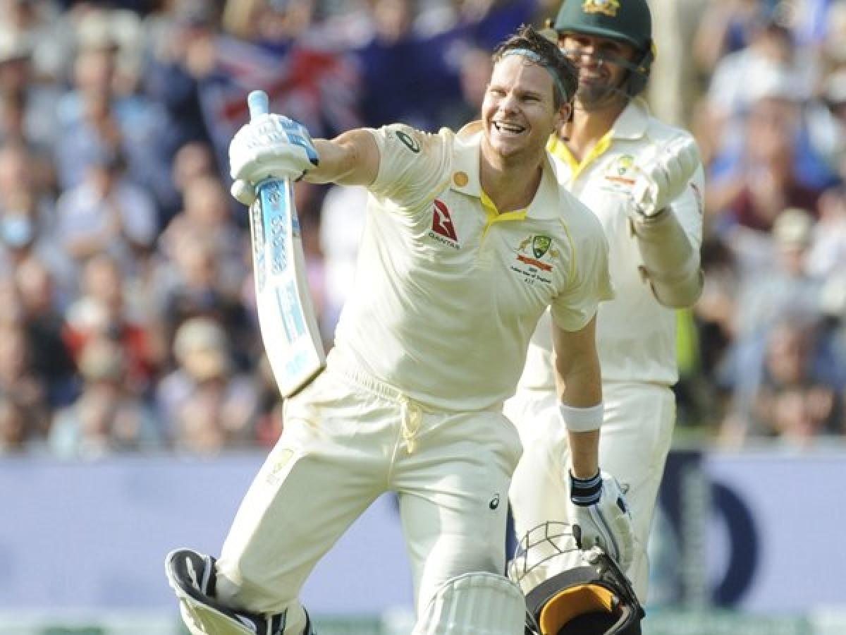 स्टीव स्मिथ की बल्लेबाजी से खुश हो कर माइकल वॉन ने किया यह ट्वीट 3