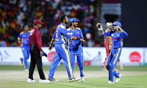 TNPL19- मदुरई पैंथर्स ने शानदार फॉर्म में चल रही चेपॉक सुपर गिलिज को 33 रन से हराया 40