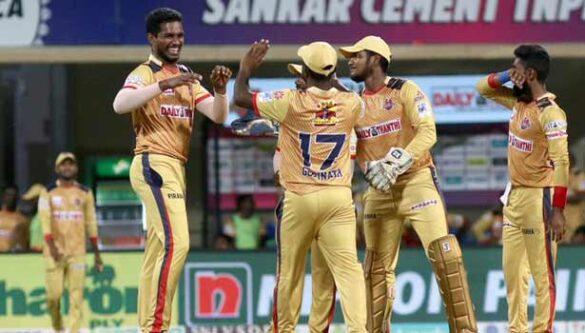 TNPL19- चोट से उबरे विजय शंकर ने पहले ही मैच में किया शानदार गेंदबाजी, टीम इंडिया के रास्ते खुले 24